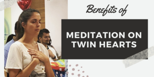 Latest Research Study on the Effects of Meditation on Twin Hearts on P300 Values